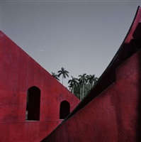 jantar mantar, dehli, india [india #10] by lynn davis